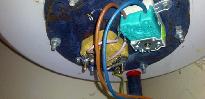 Entretien des chauffe-eau électriques