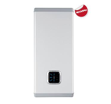 Le velis plus de la marque ariston est disponible - Chauffe eau electrique ultra plat ...